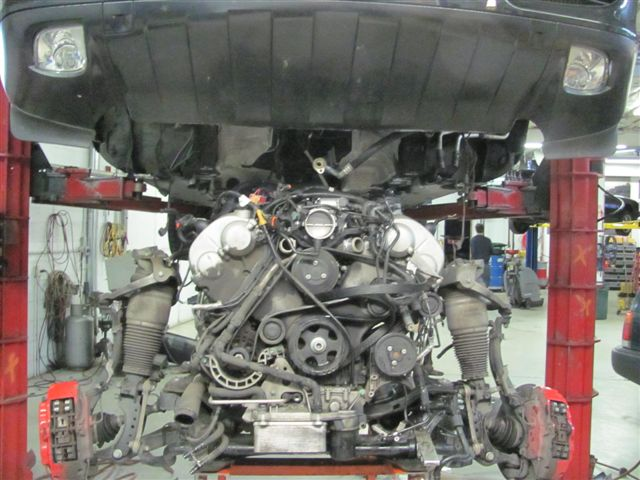 Porsche Cayenne Turbo Replacement